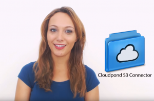CLoudpondS3ConnectorForSalesforceStorage